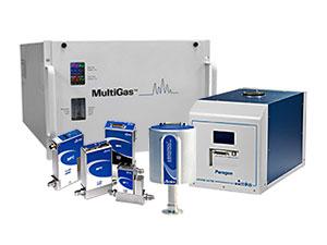 Решения MKS Instruments в области вакуума и газов