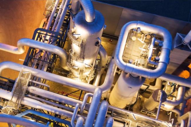 Оборудование для нефтехимической отрасли